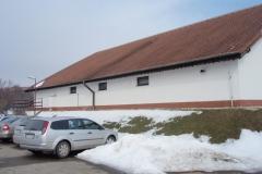 ČOV Moravský Krumlov - původní stav